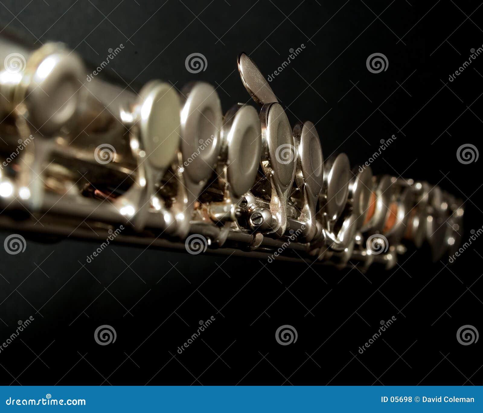 Chaves da flauta