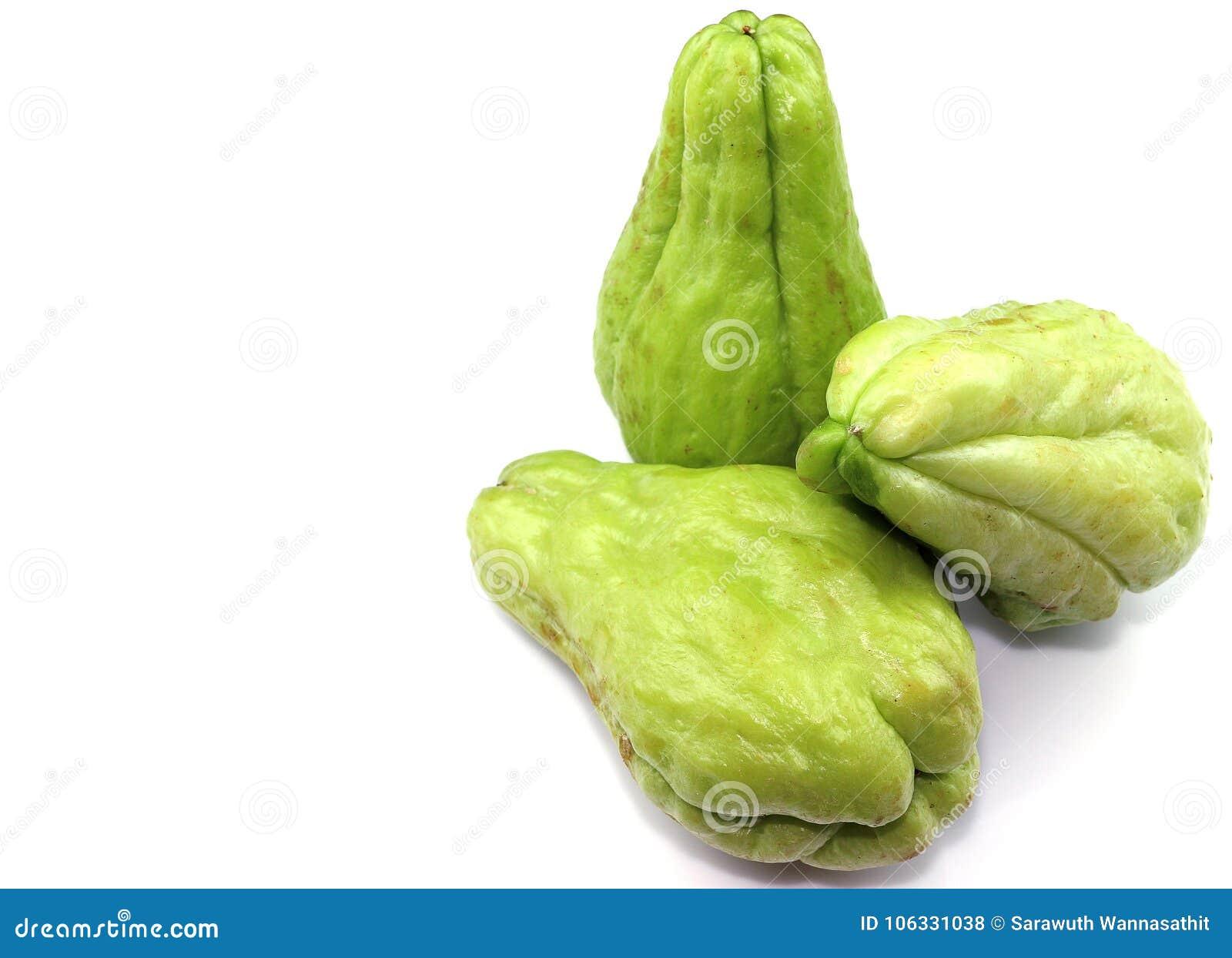 Chayote zoete groente