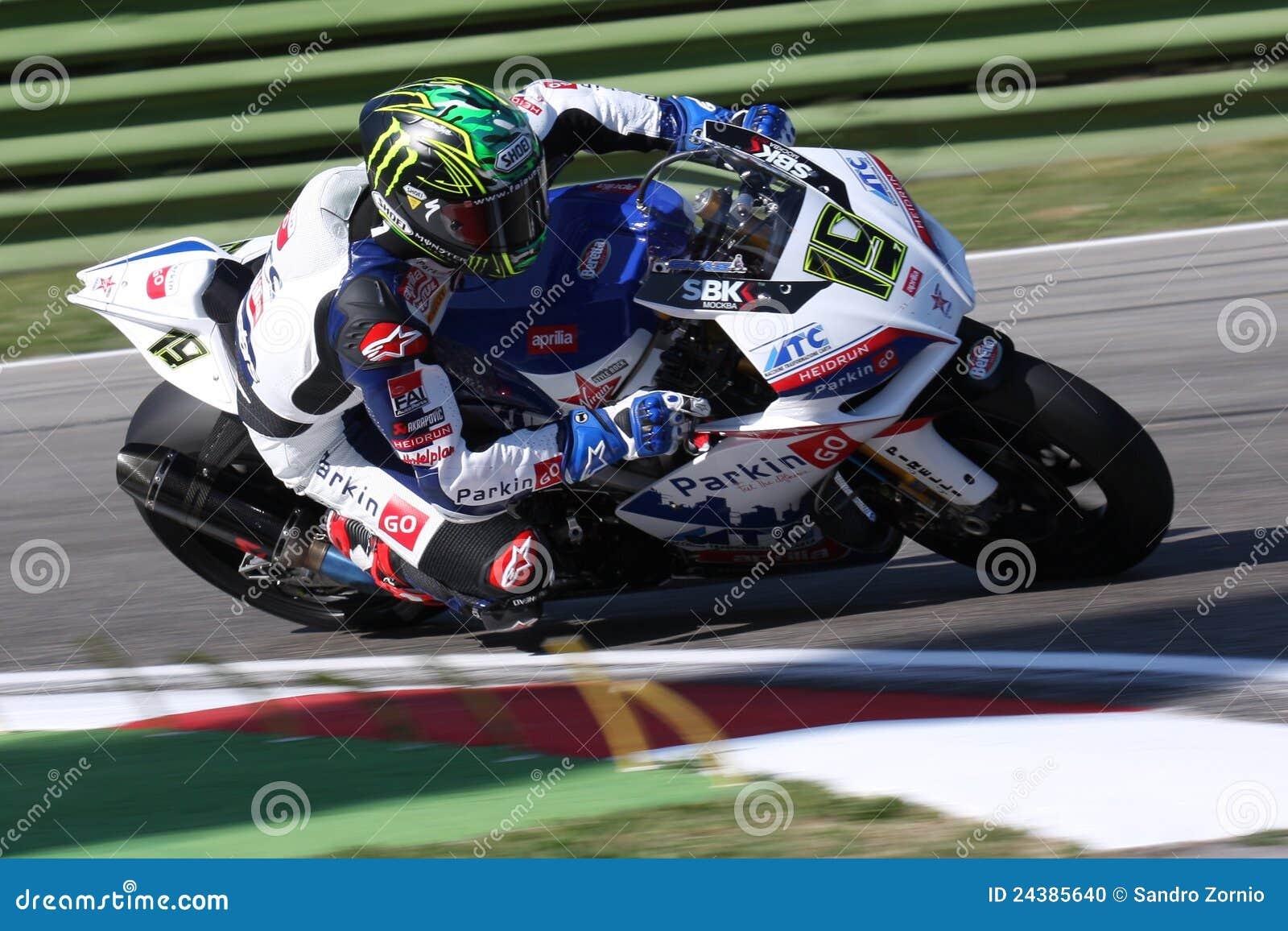 Chaz Davies - Aprilia RSV4 - ParkinGO MTC Racing