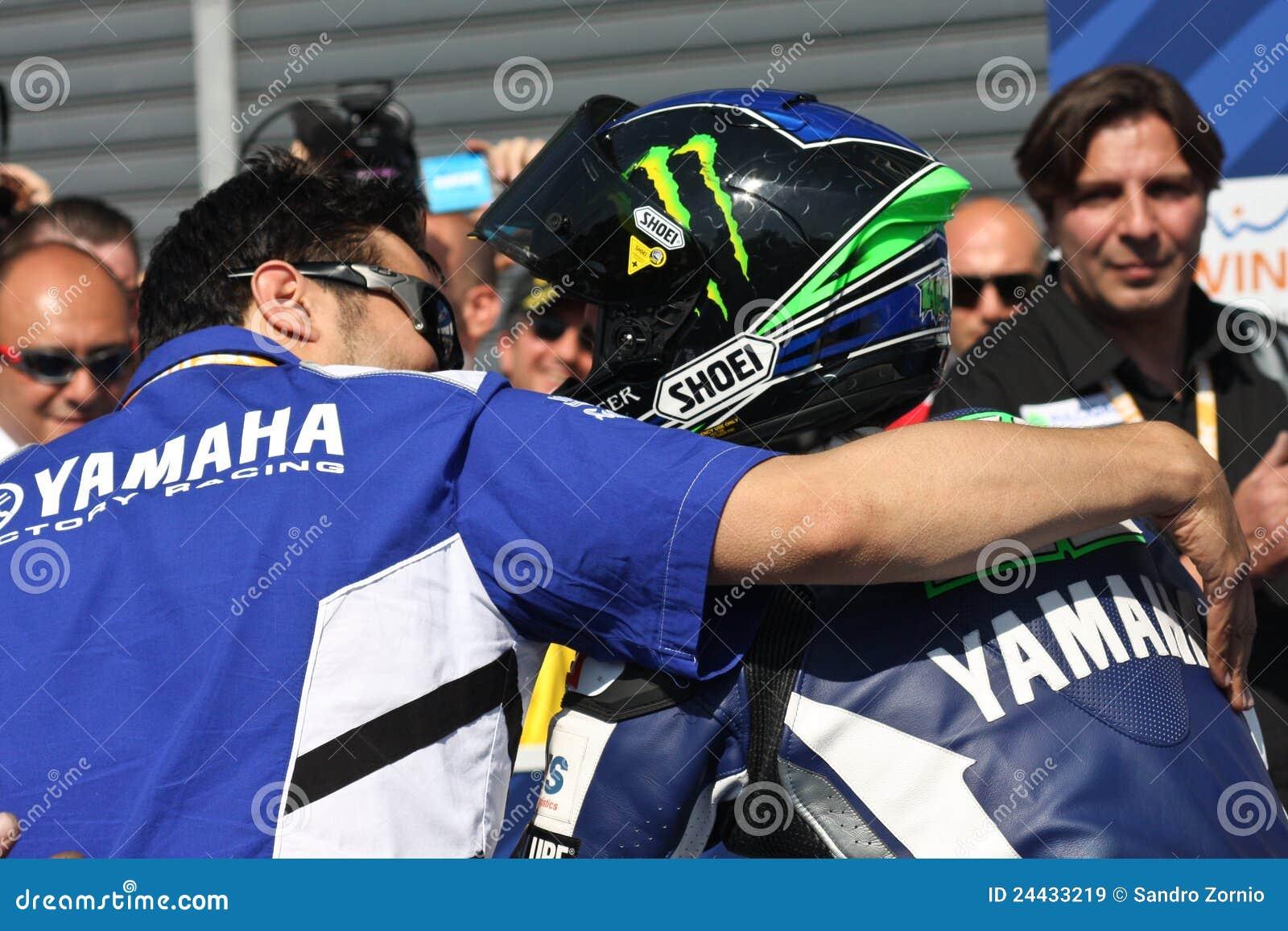 Chaz Davies Yamaha R6 Supersport champion