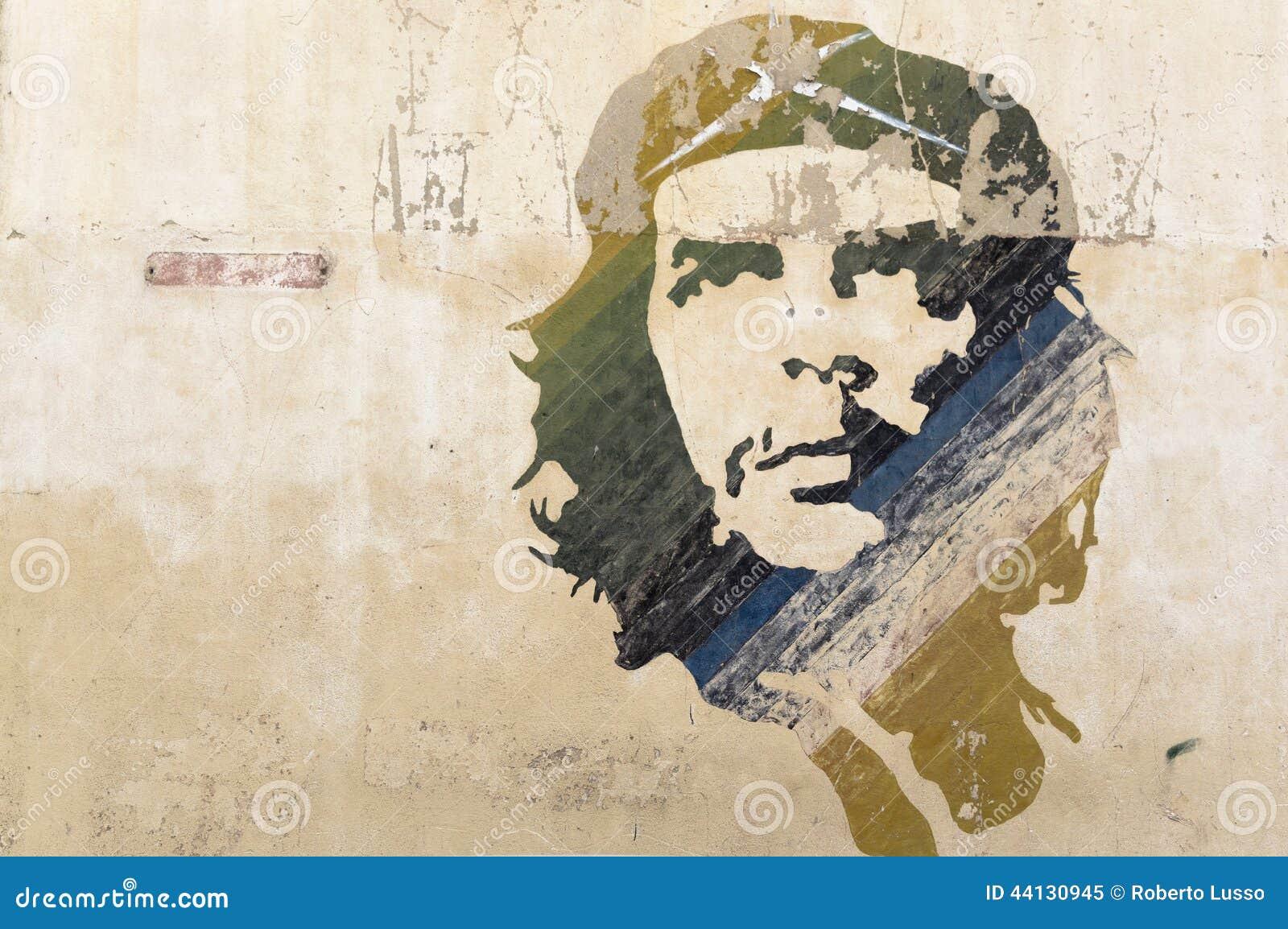 Che Guevara ścienny obraz
