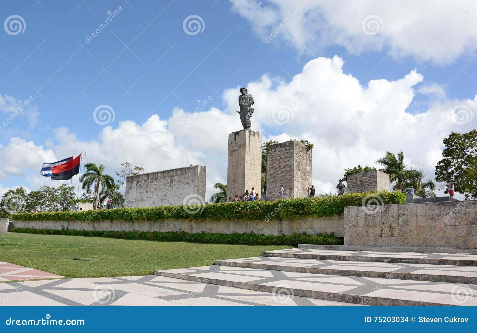 Che Guevara mauzoleum