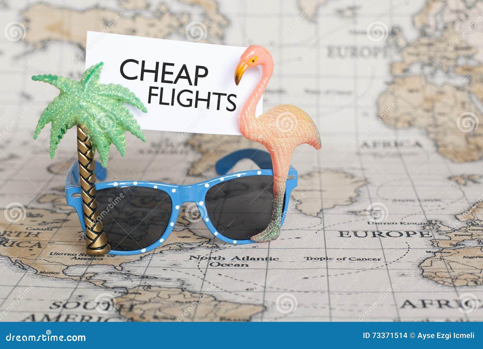 Cheap Flights Cheap Plane Tickets Stock Photo Image Of World