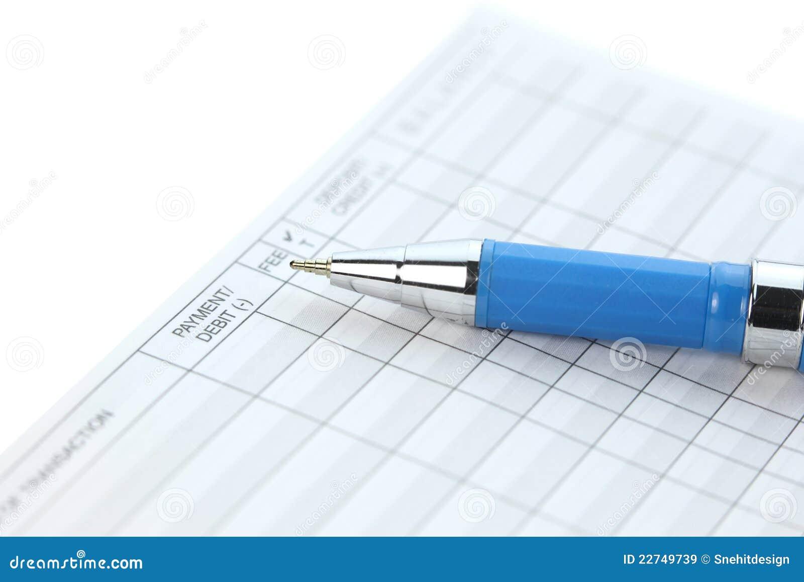 check balance sheet stock image image of blue maths 22749739