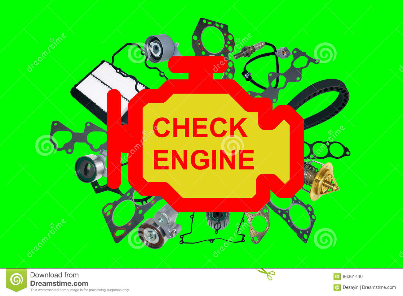 Check engine light symbol stock photos royalty free pictures check engine light symbol image of auto spare parts on white background stock photo biocorpaavc Gallery