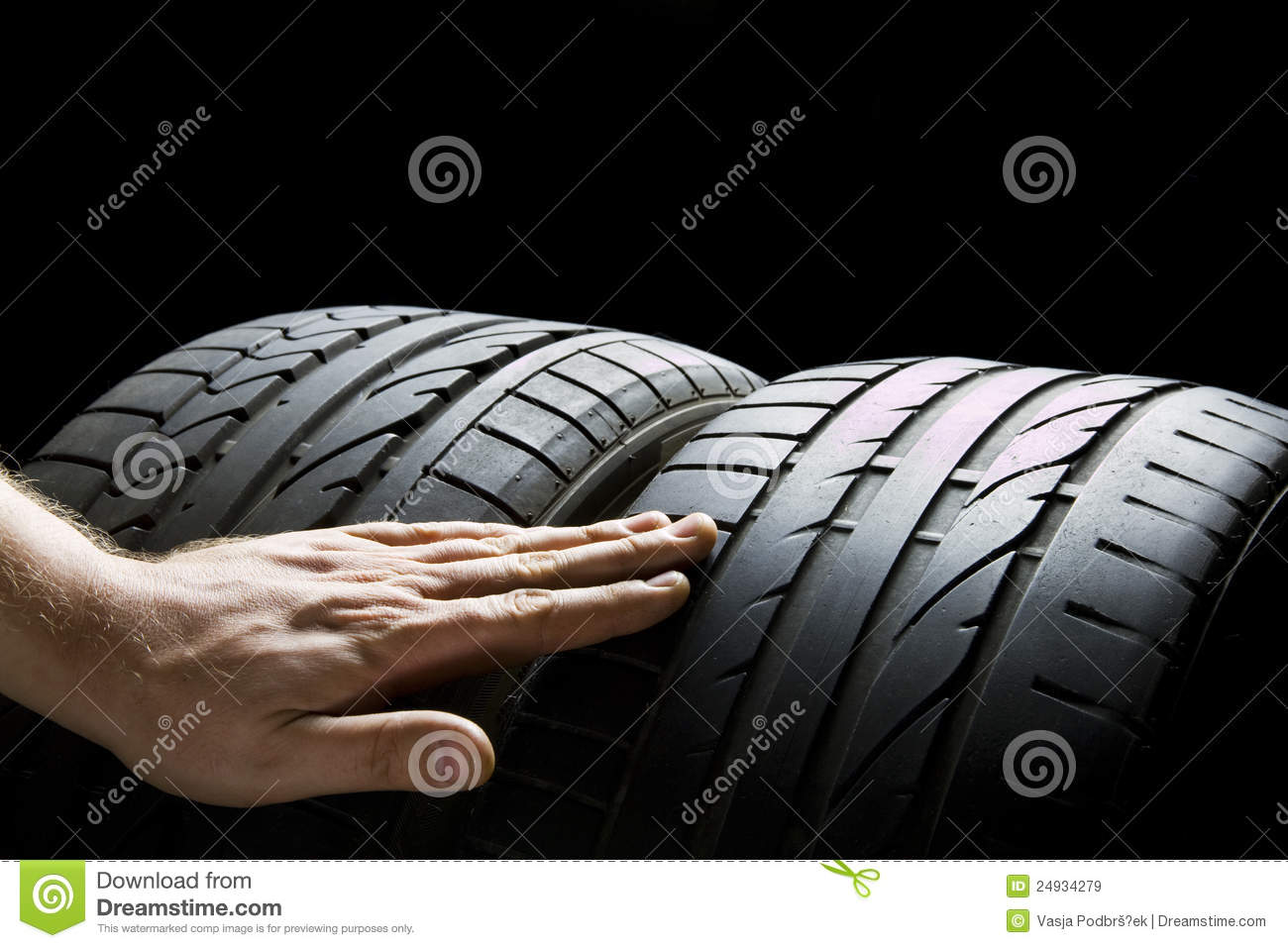 Check tires
