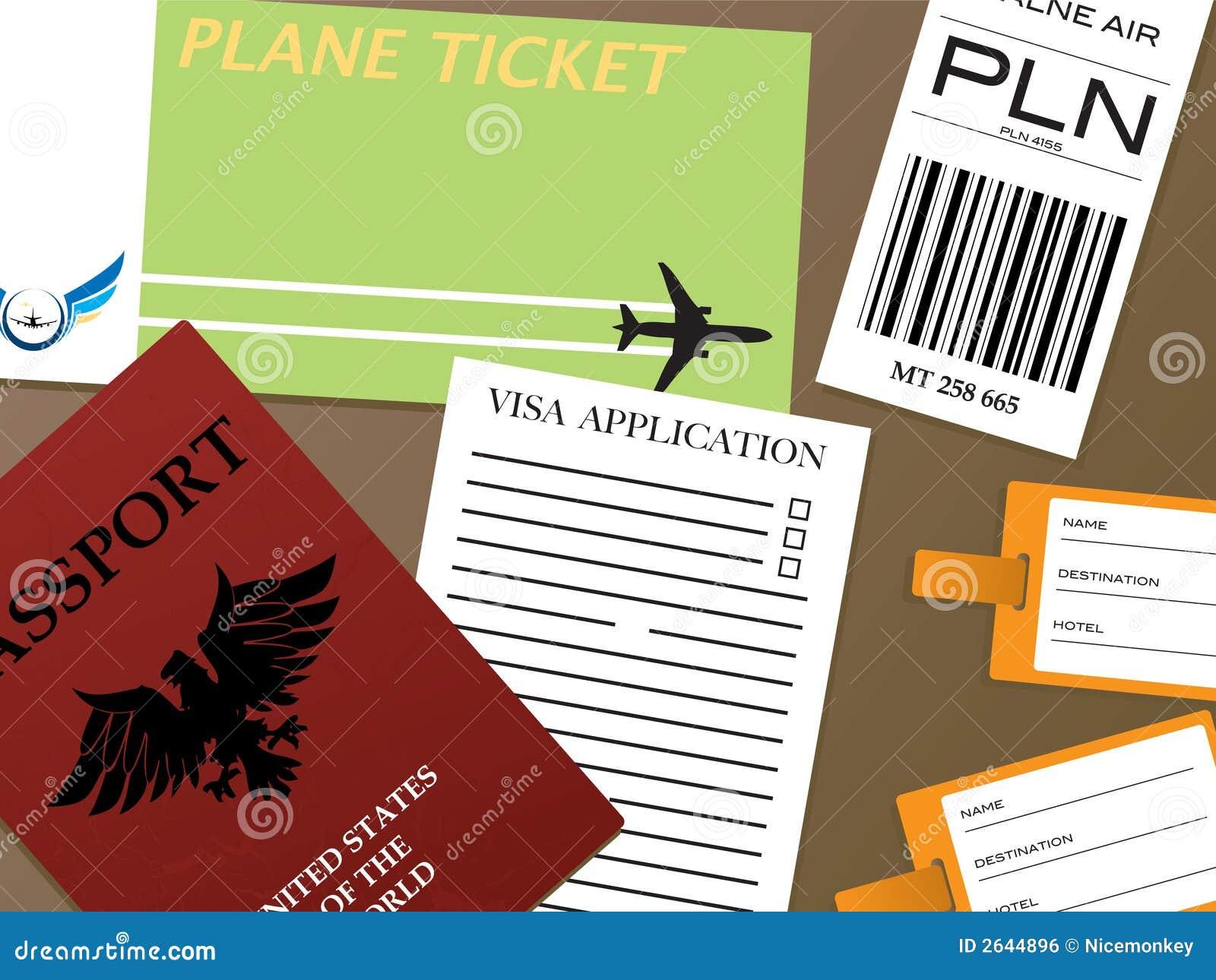 Check-in visa