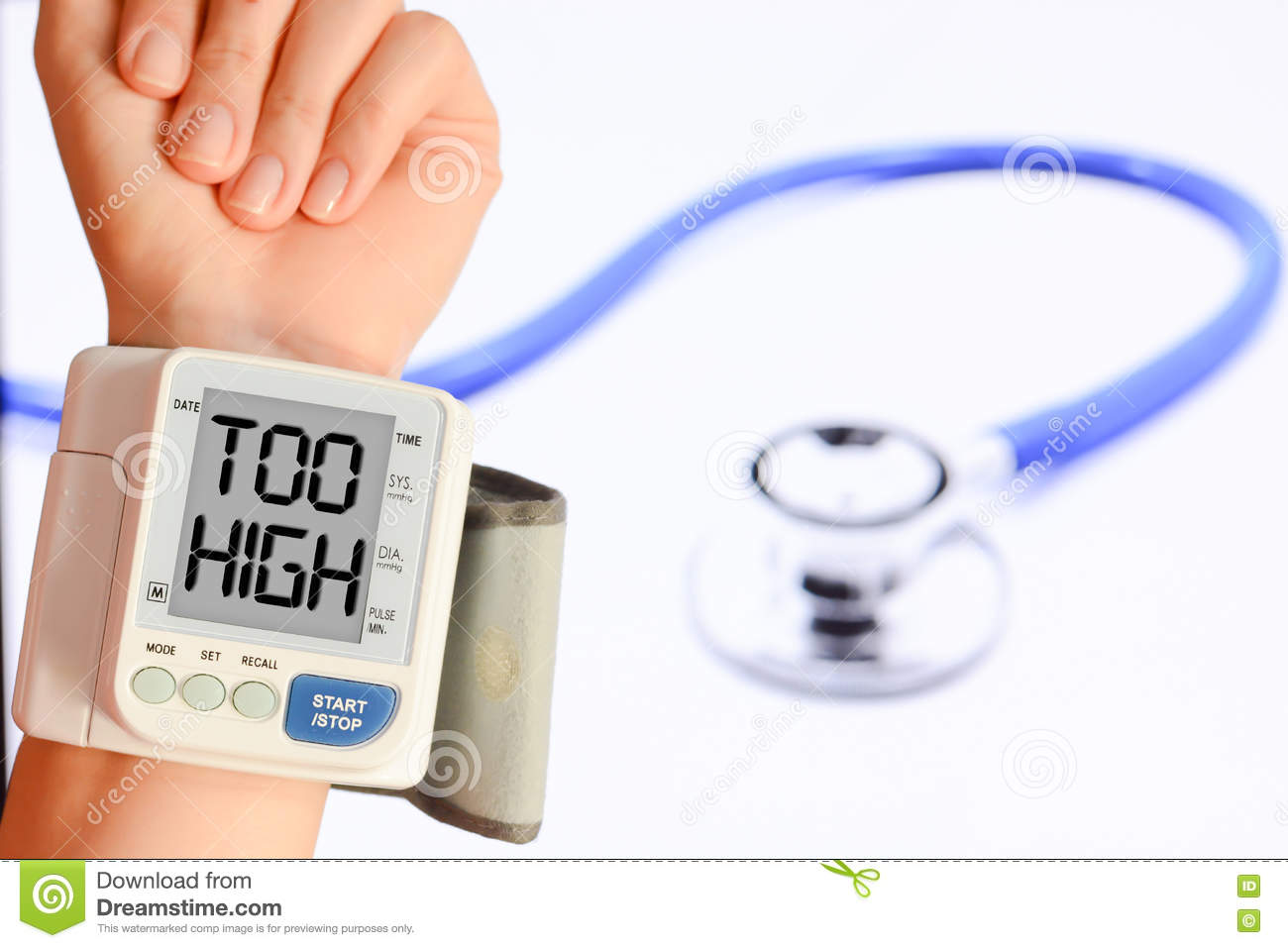 Check Your Blood Pressure And Pulse To Prevent Heart ...
