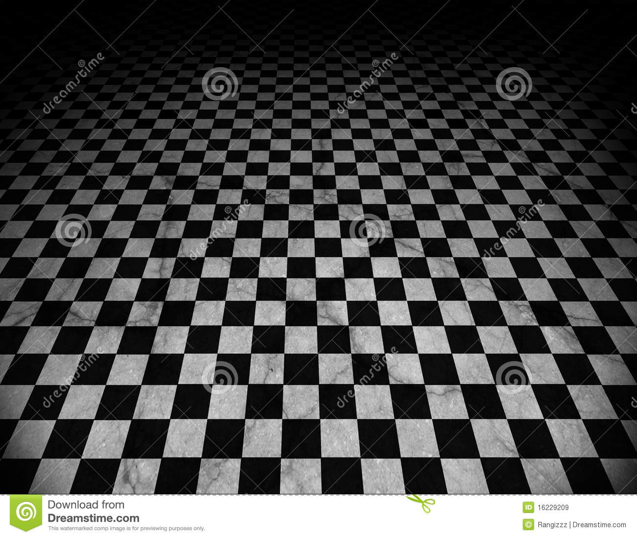 Checkered Marble Floor Royalty Free Stock Images Image