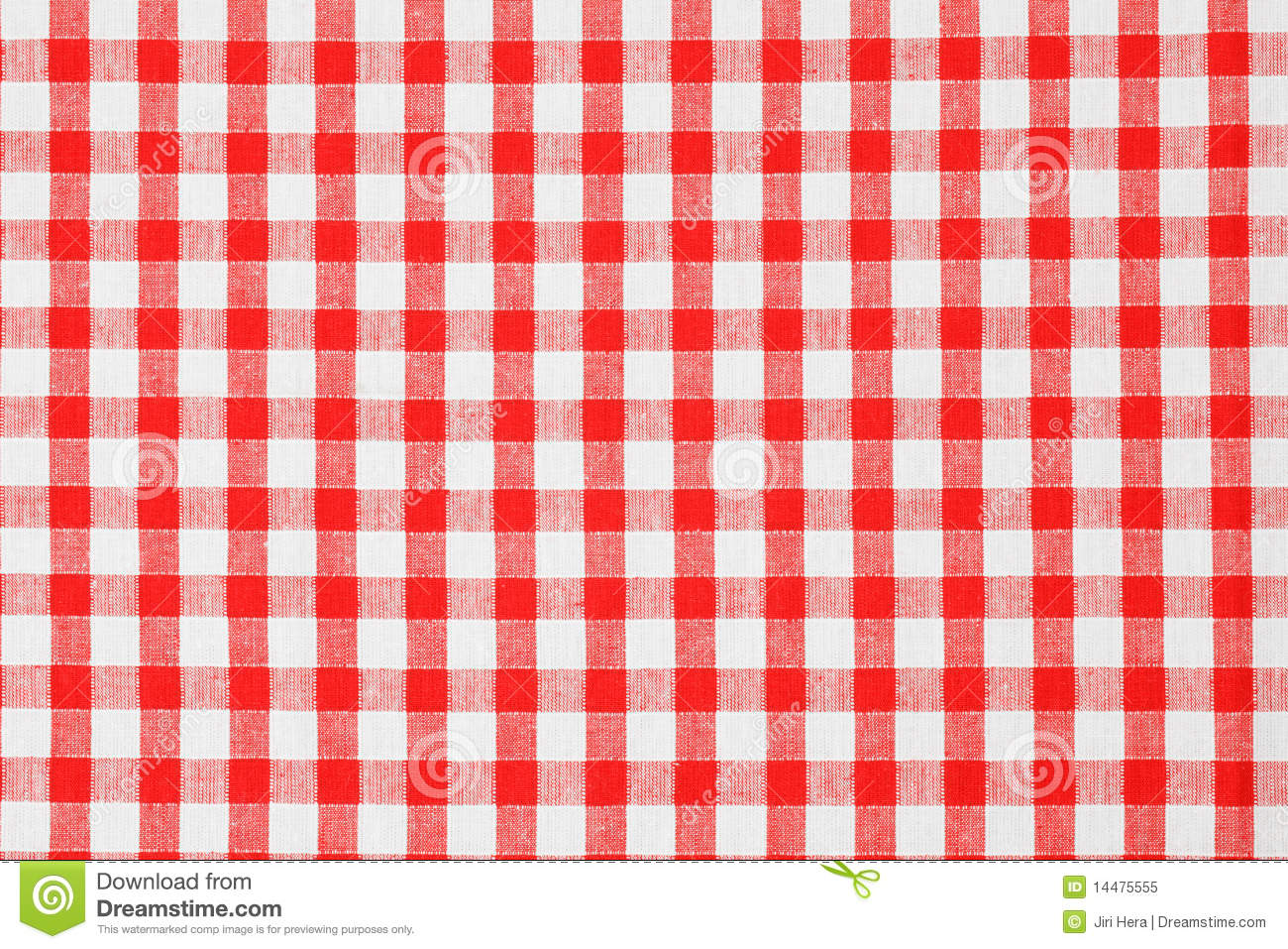 Royalty Free Stock Photo. Download Checkered Tablecloth ...
