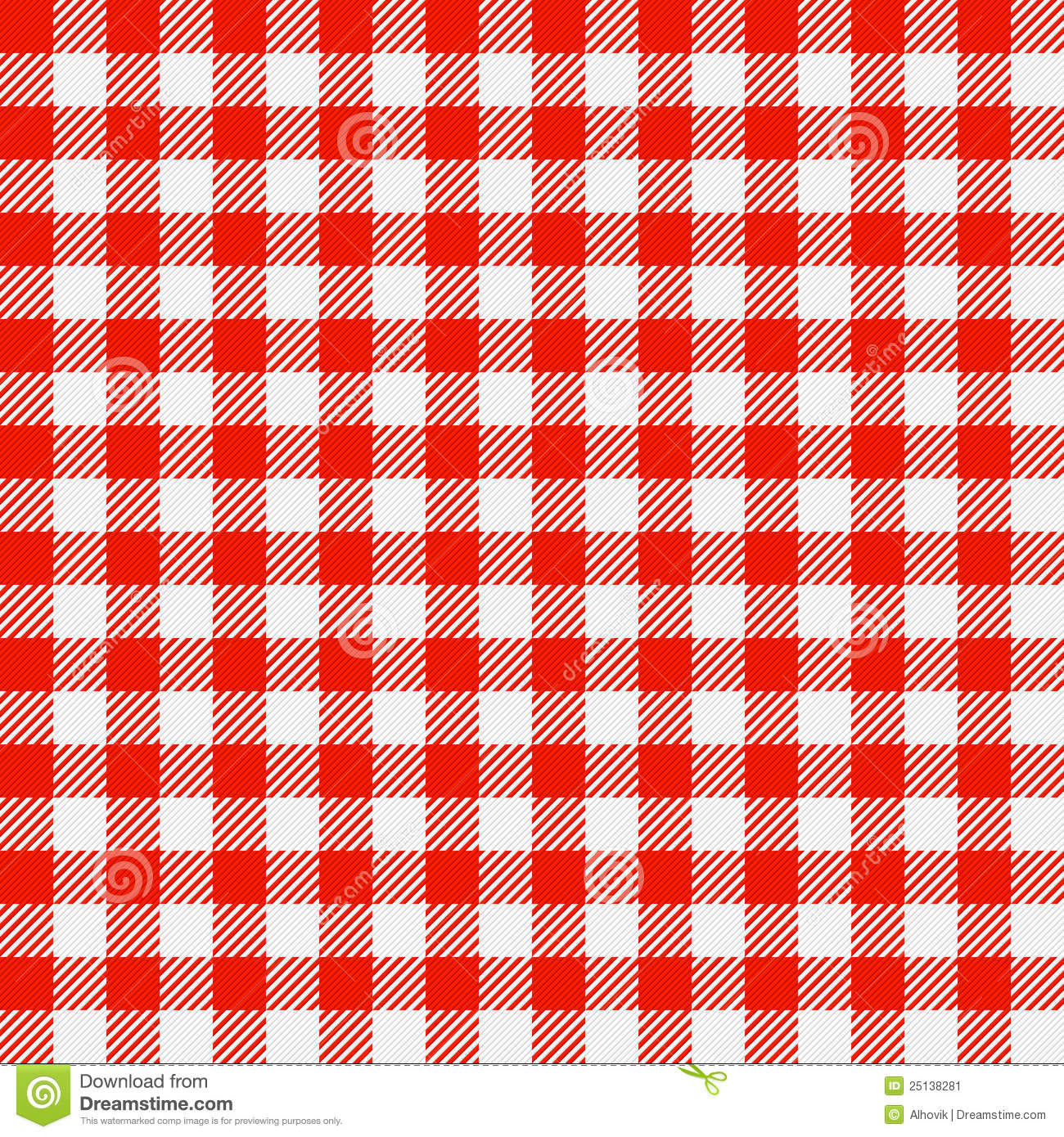 More similar stock images of ` Checkered tablecloth `