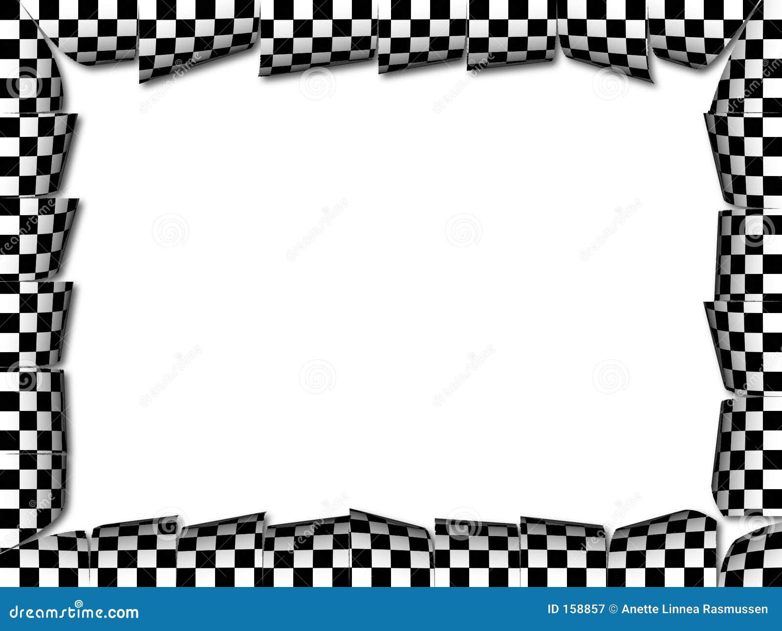 Checkers frame