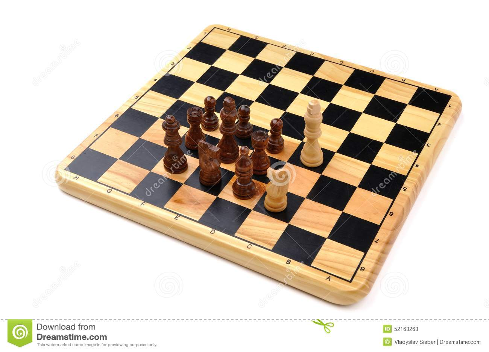 Checkmate feito por um cavalo