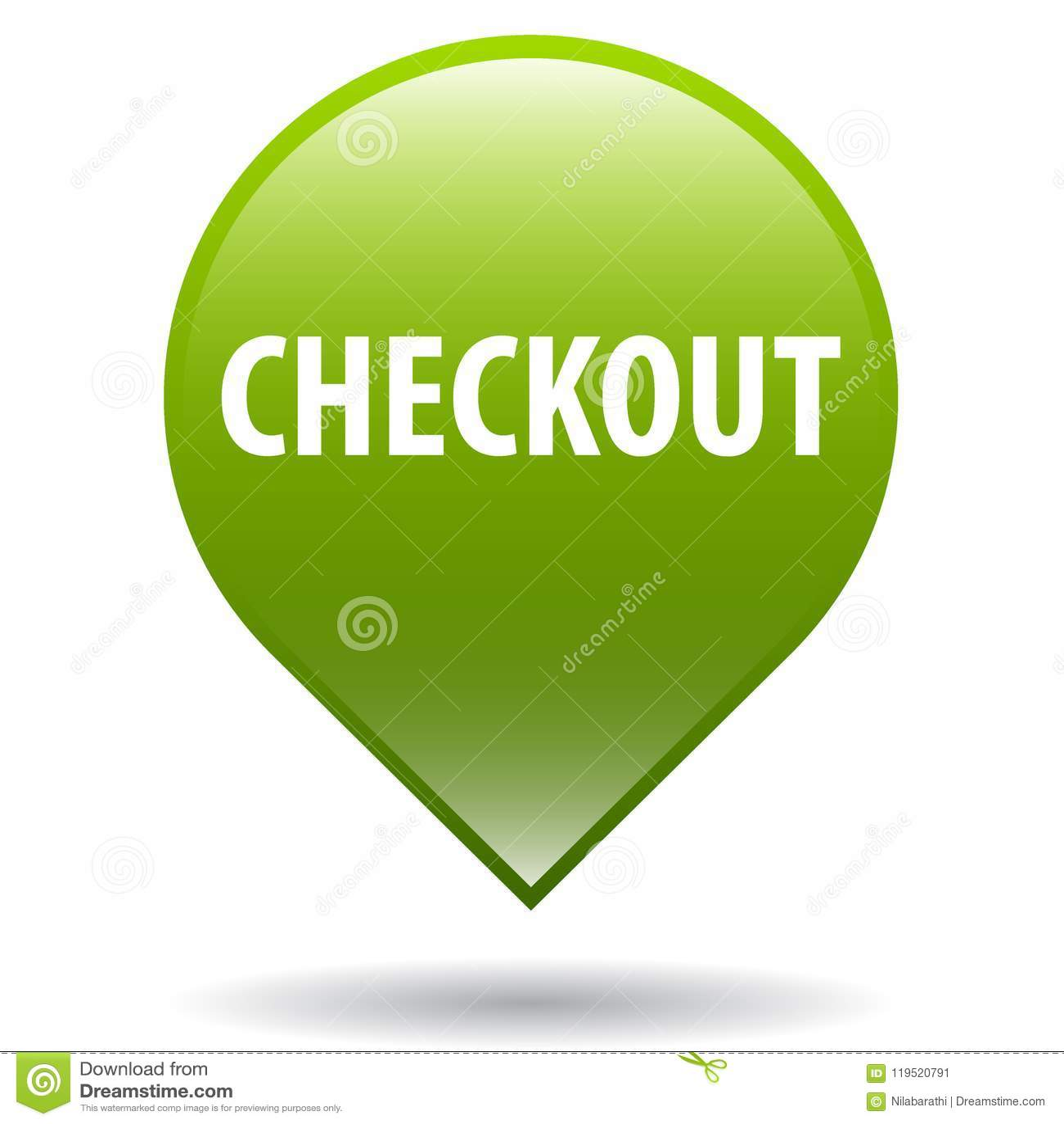 Checkout web button