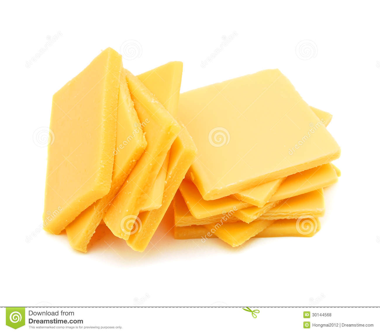 how to eat cheese slices