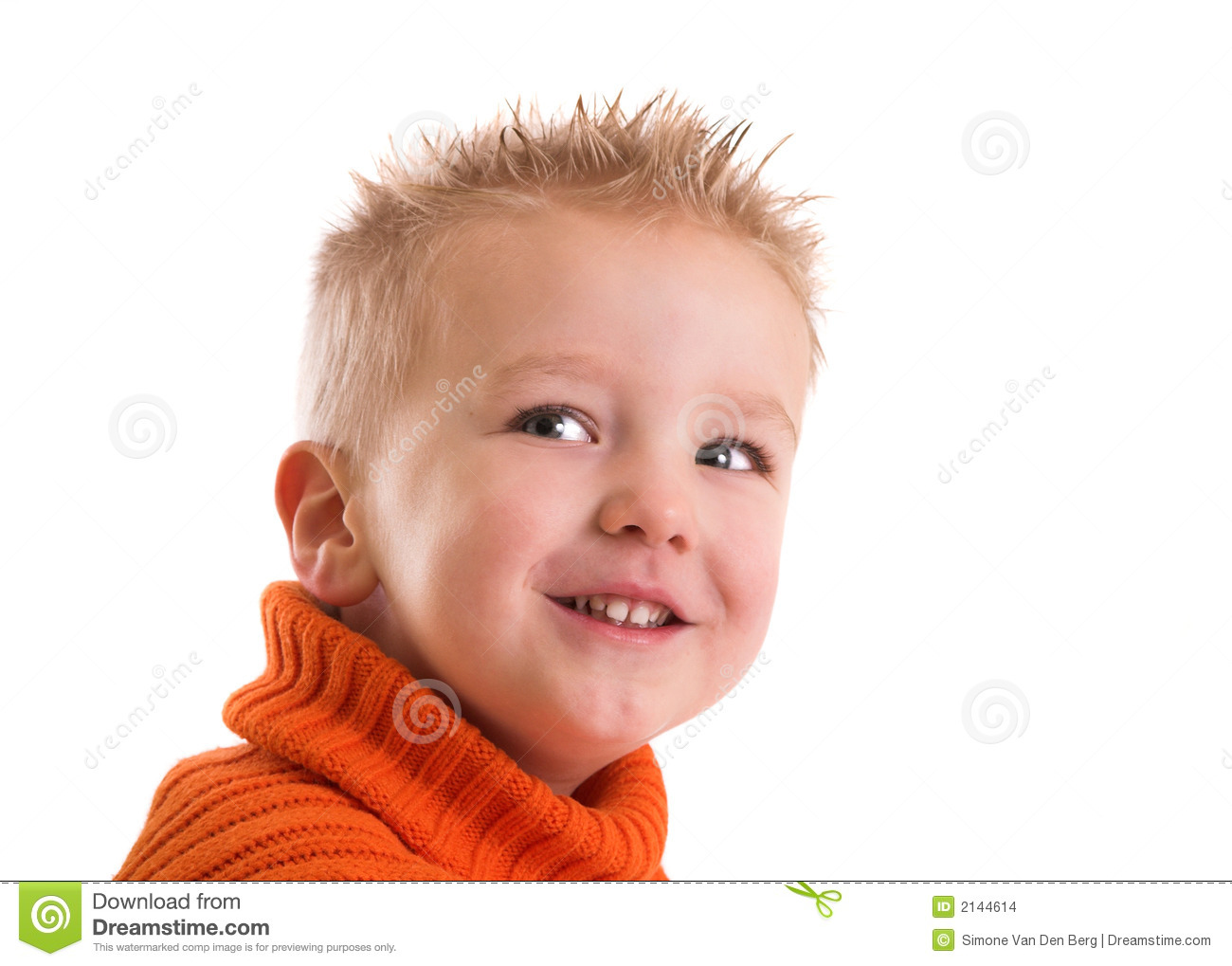 Cheeky Grin Stock Images - Image: 2144614