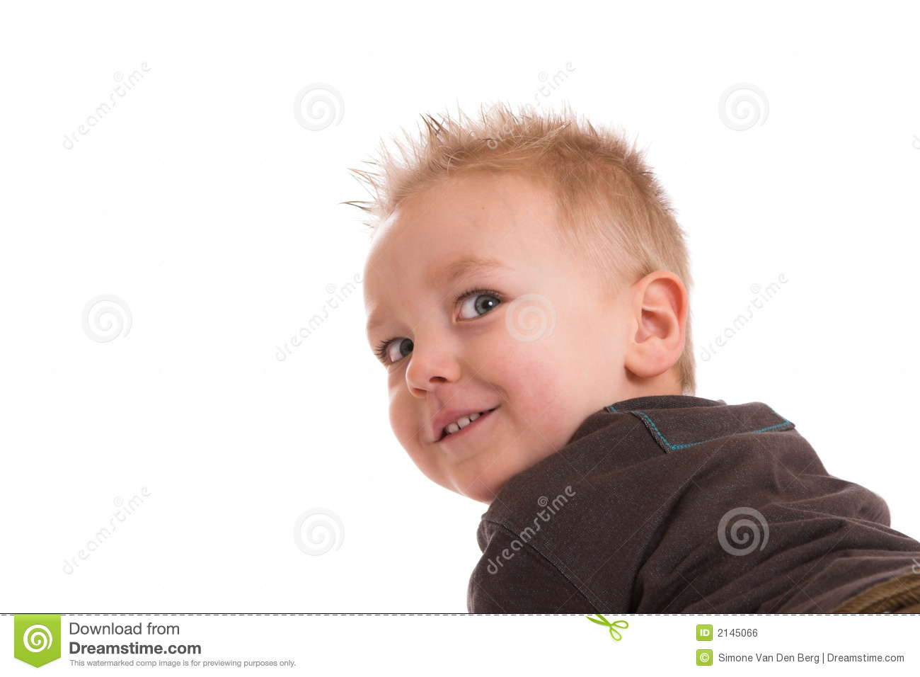 Cheeky Look Royalty Free Stock Image - Image: 2145066