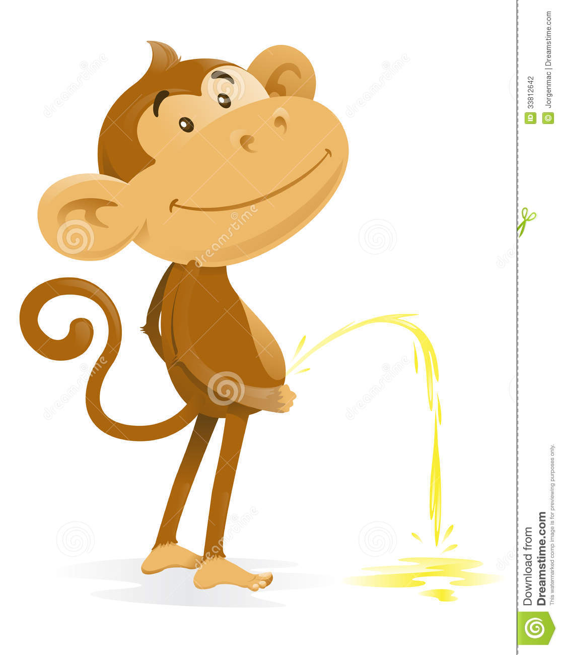 Stock Illustration Cartoon Brown Monkey Character Big Eyes Isolated White Background Image49725240 further Sabor additionally Folklore in addition Africa likewise Sheep. on baboon toy animal