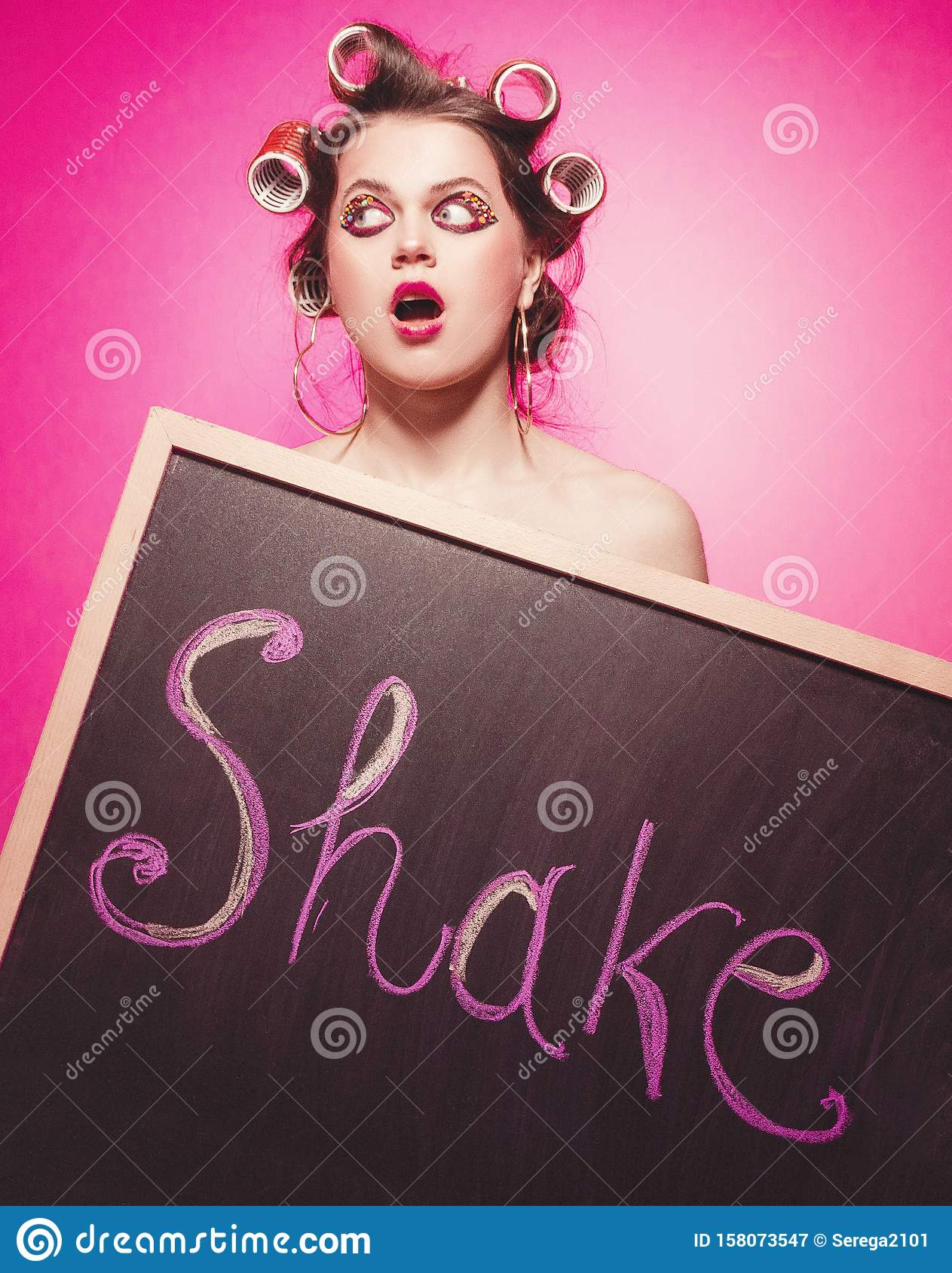 Naked girl text pics Cheeky Naked Girl Cover Her Self With Board And Text Stock Image Image Of Black Card 158073547
