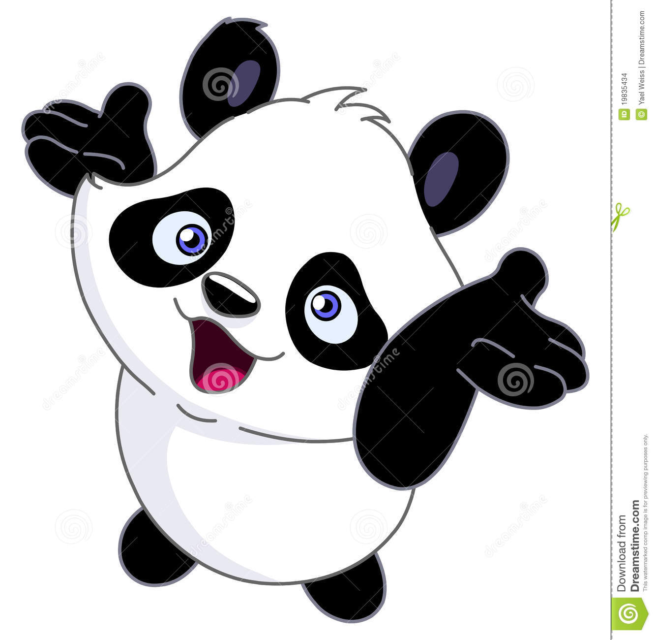 cheerful baby panda stock images image 19835434 Notre Dame Teddy Bears Chicago Cubs Teddy Bear