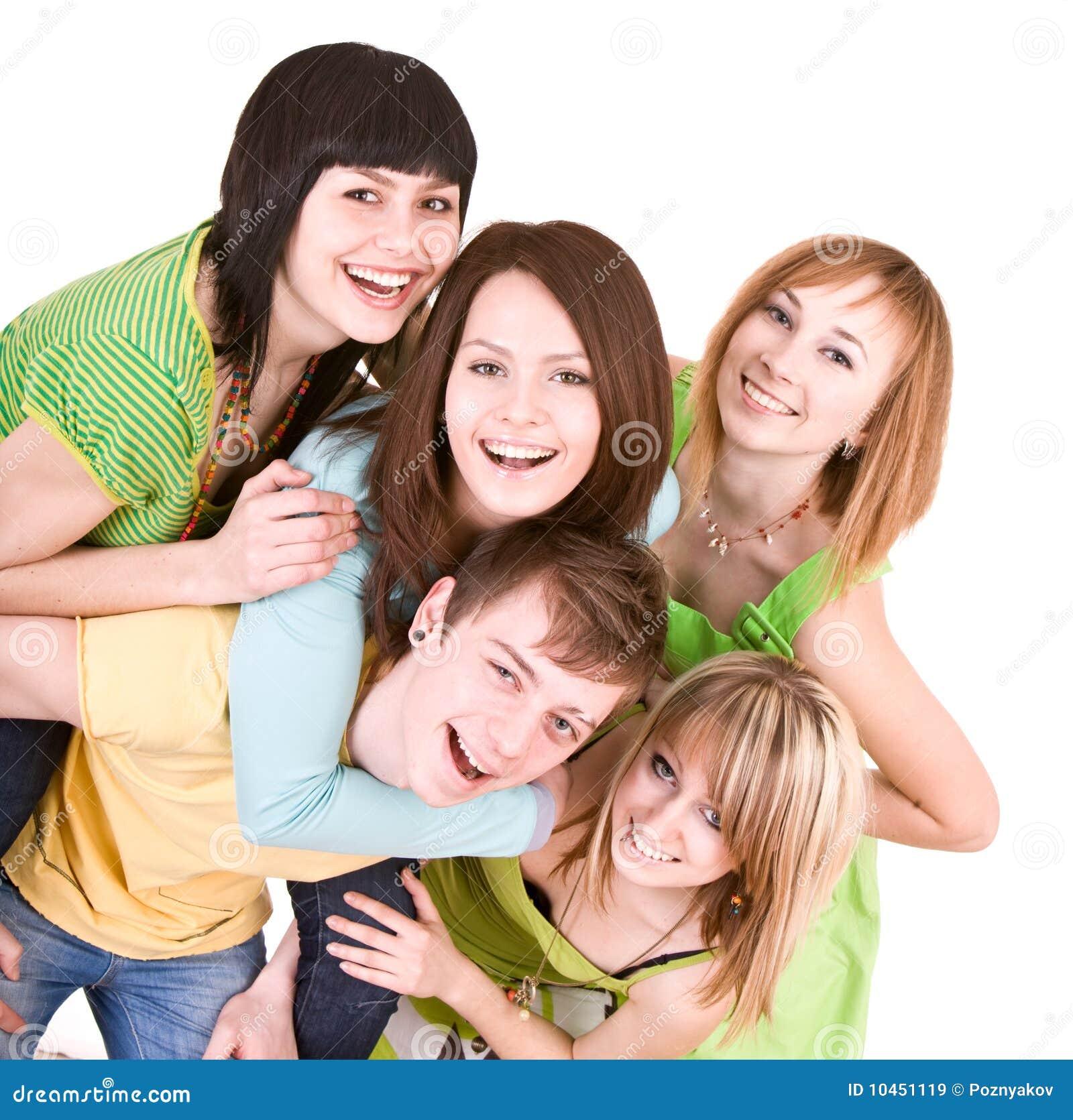 Фото девушек с молодым человеком 22 фотография