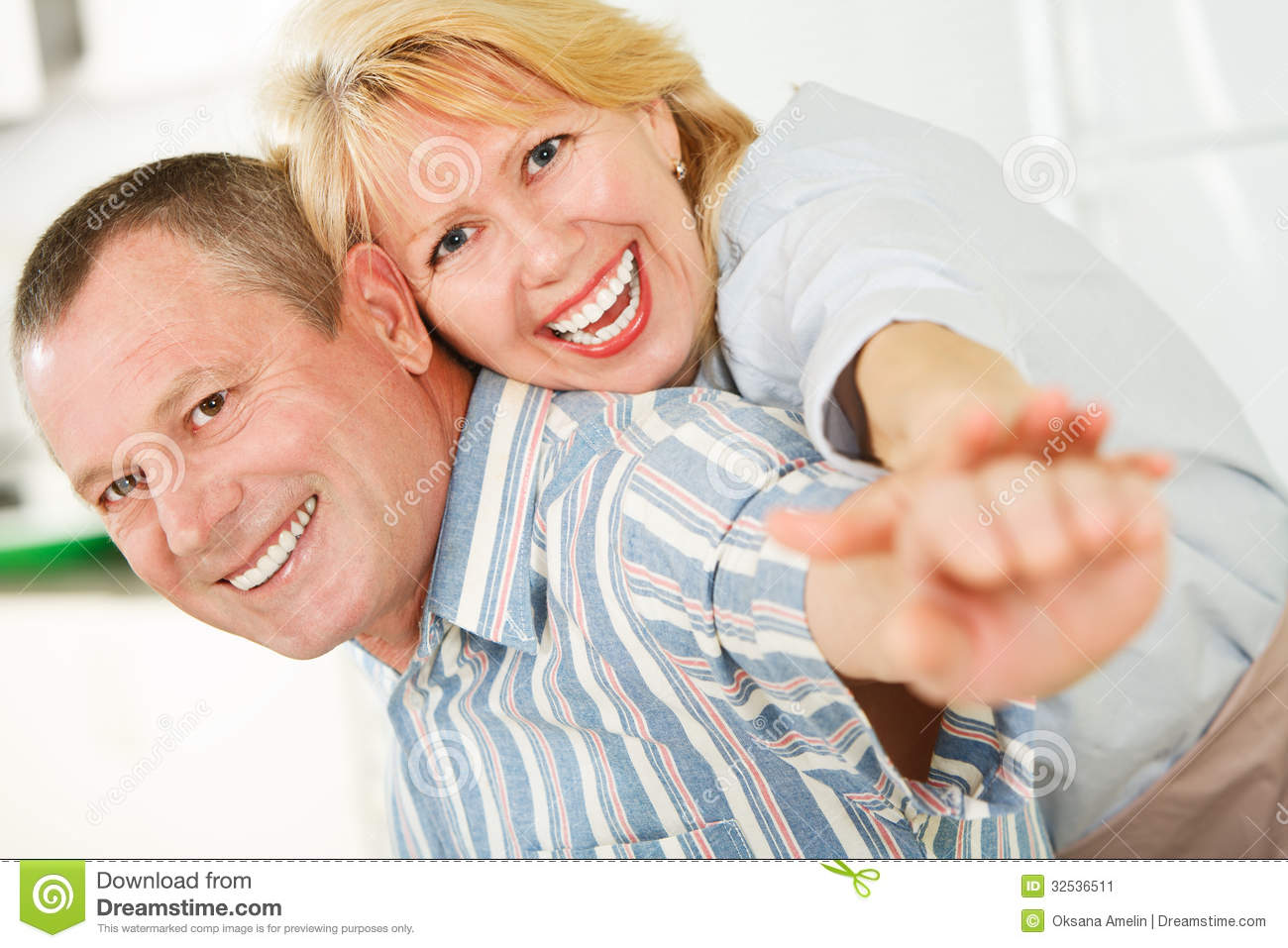 Man and woman masterbate together