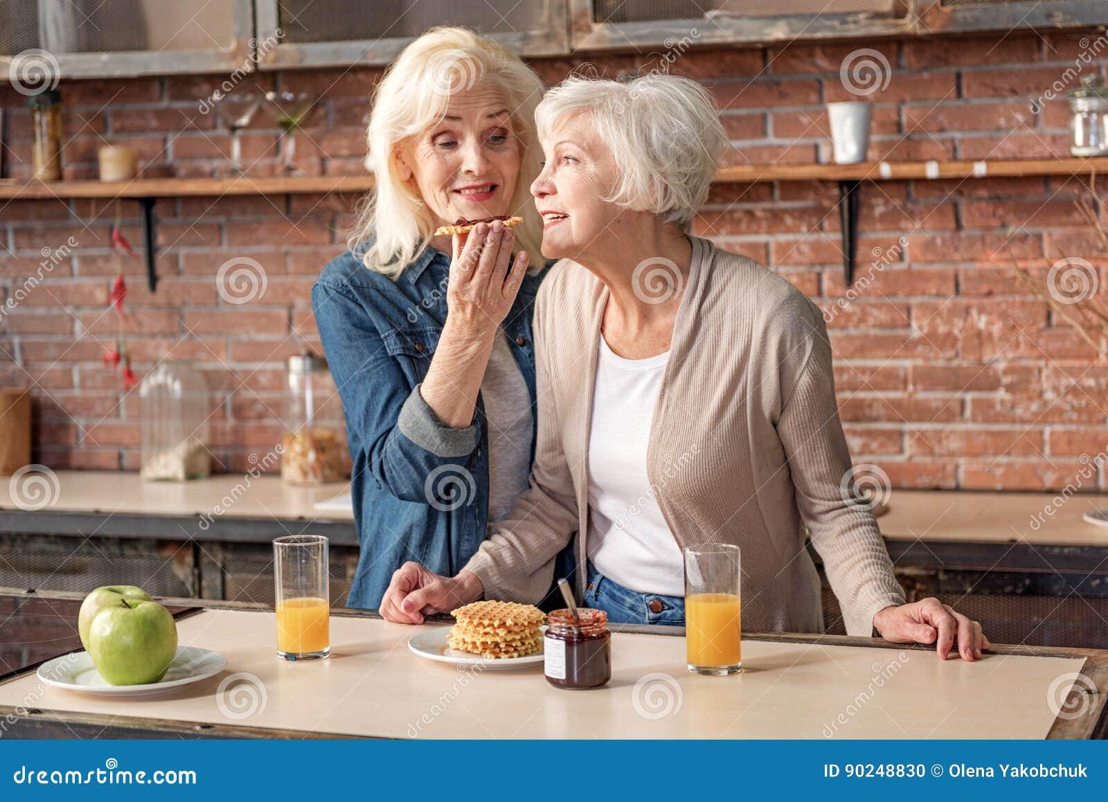 Photos of older mature ladies