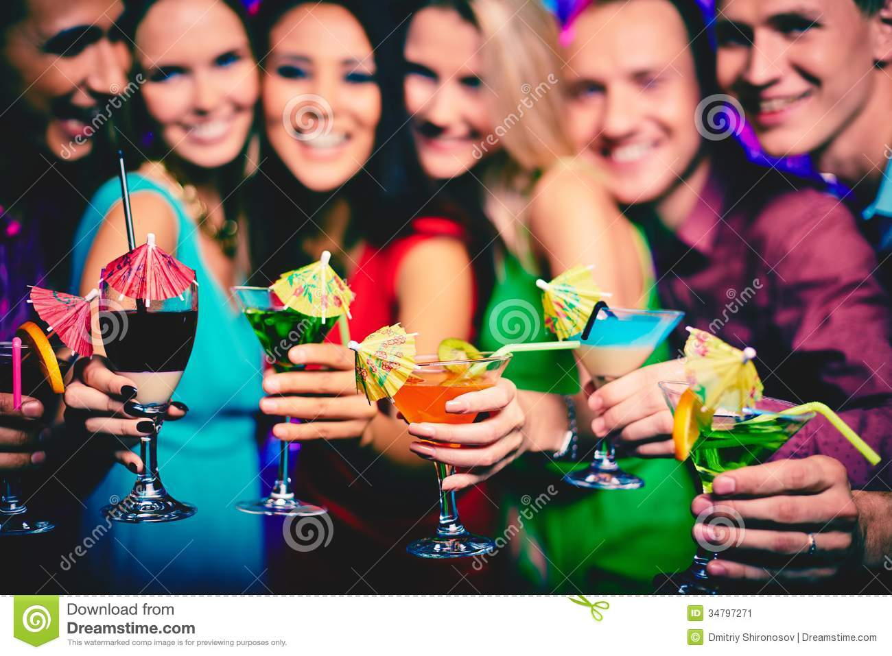 Cheering Up Stock Image Image 34797271