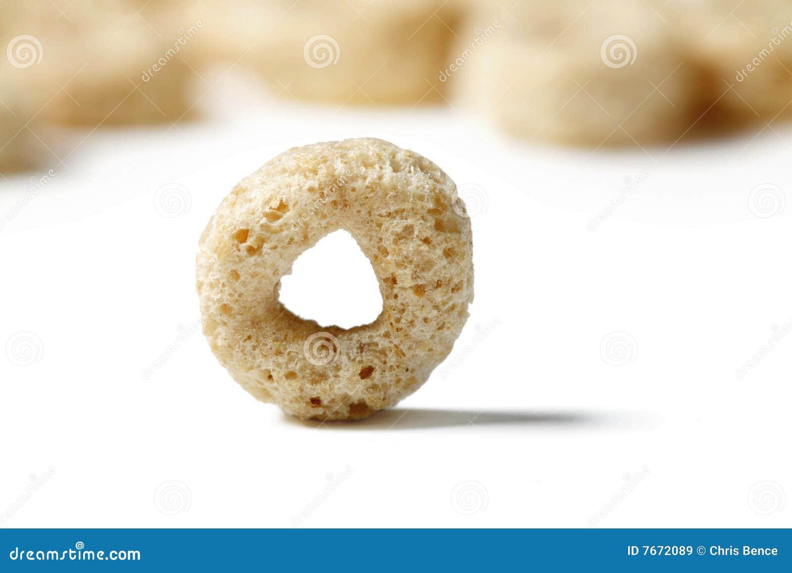 Cheerio Closeup Royalty Free Stock Images Image 7672089