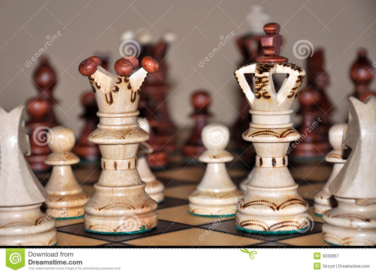 how to win at chess with only your king