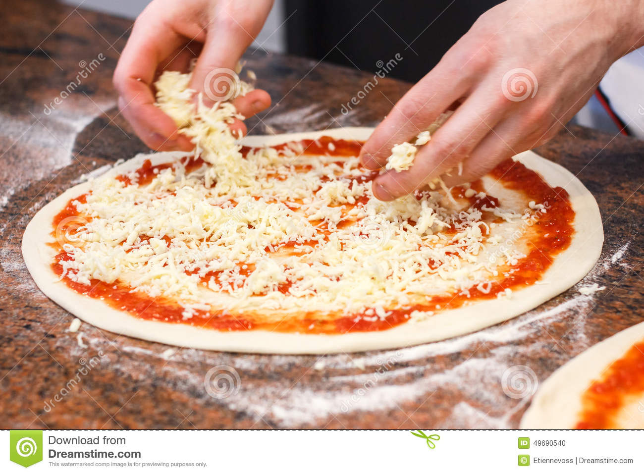 How to Spread Pizza Dough