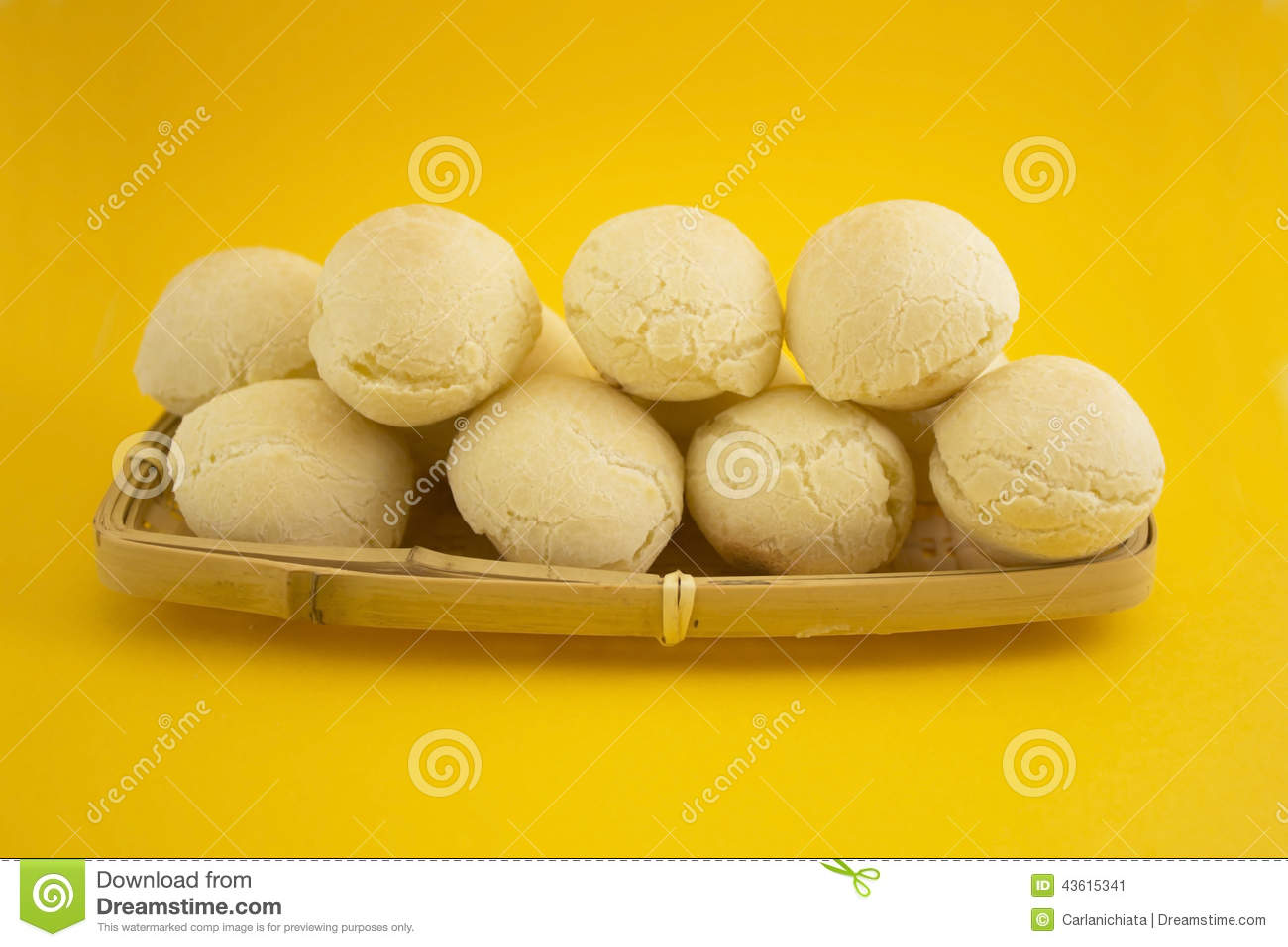 Cheese Buns Stock Photo - Image: 43615341