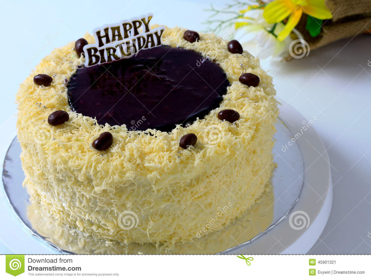 Marvelous Cheese Cake Stock Image Image Of Blueberry Cheese Delicious Funny Birthday Cards Online Alyptdamsfinfo