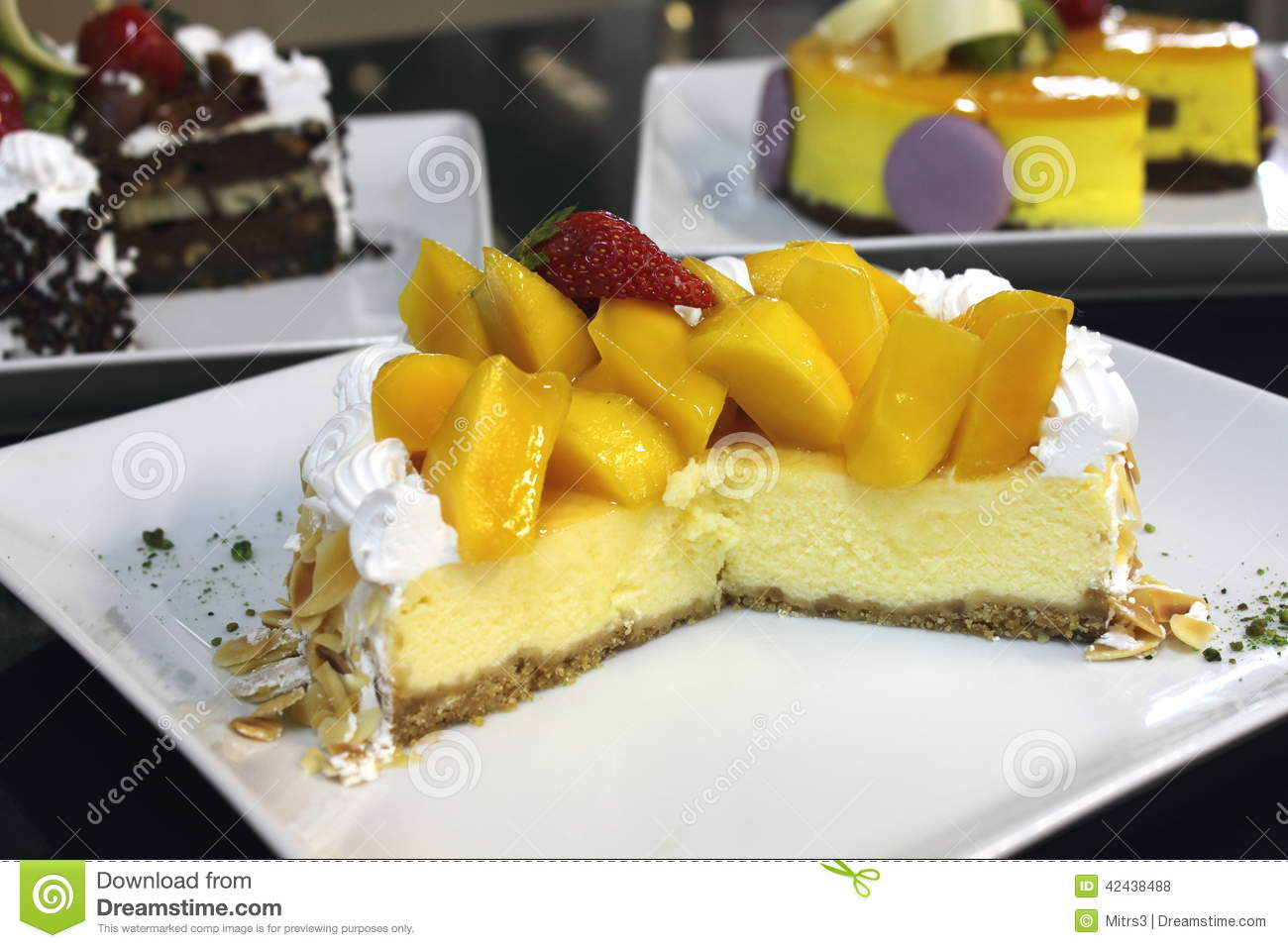 Calories In A Slice Of Gourmet Cheese Cake
