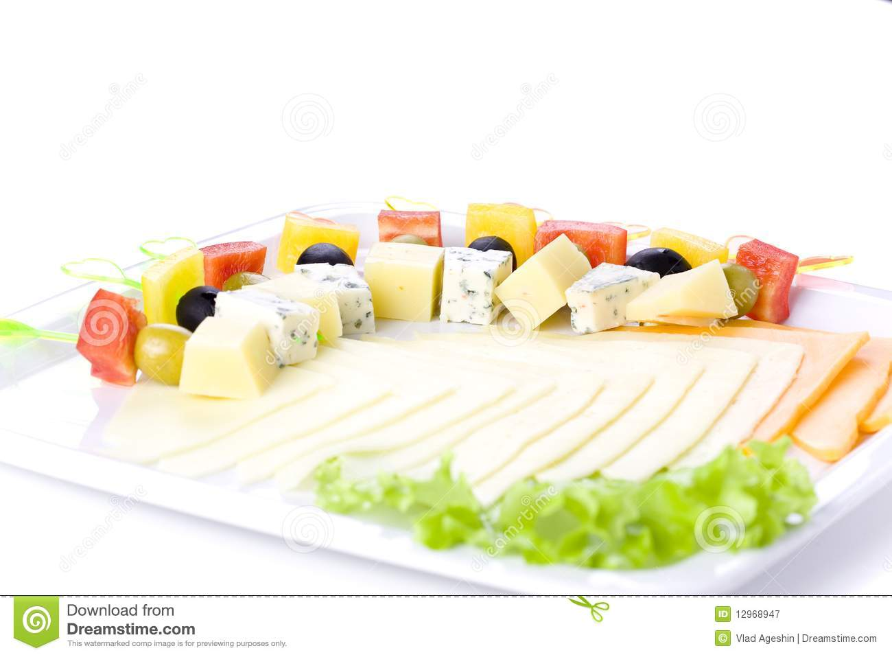 Cheese and canape royalty free stock photography image for Canape with cheese