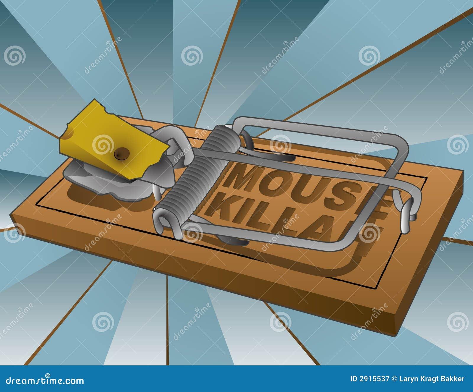 Cheese mysz killah pułapka