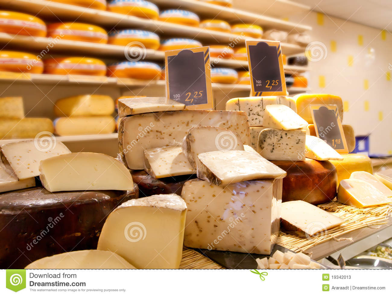 Cheese shop business plan