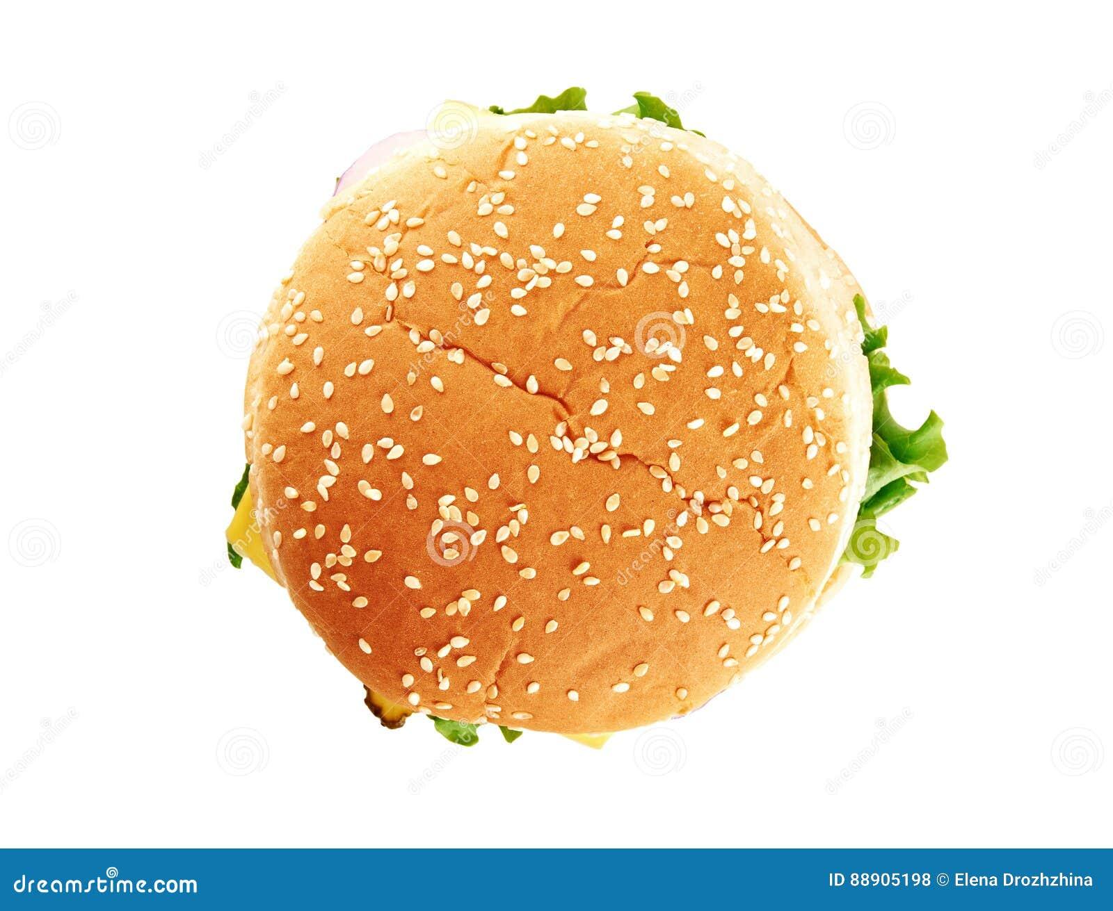 Cheeseburger clásico