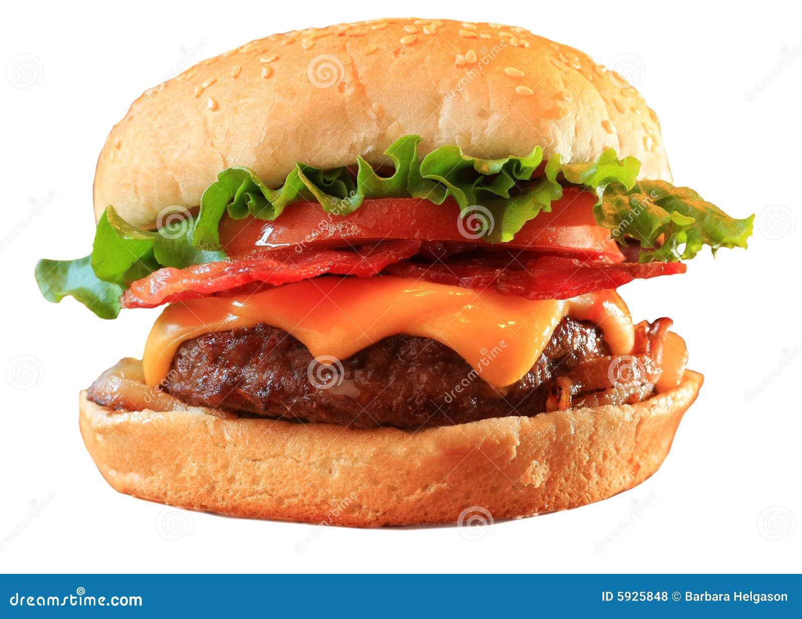 Cheeseburger do bacon