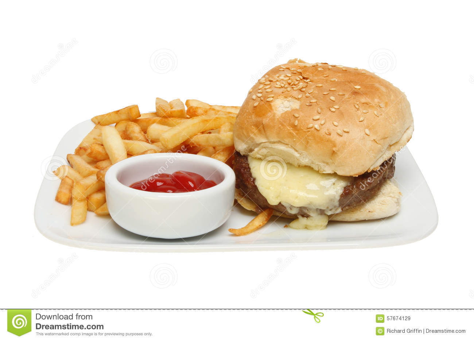 Cheeseburger i układ scalony