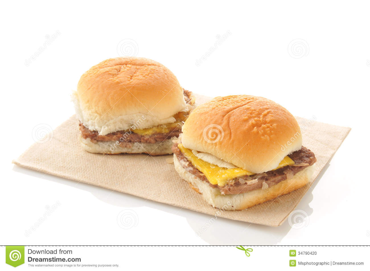 Bacon Cheeseburger Clip Art Cheeseburger sliders on aBacon Cheeseburger Clip Art
