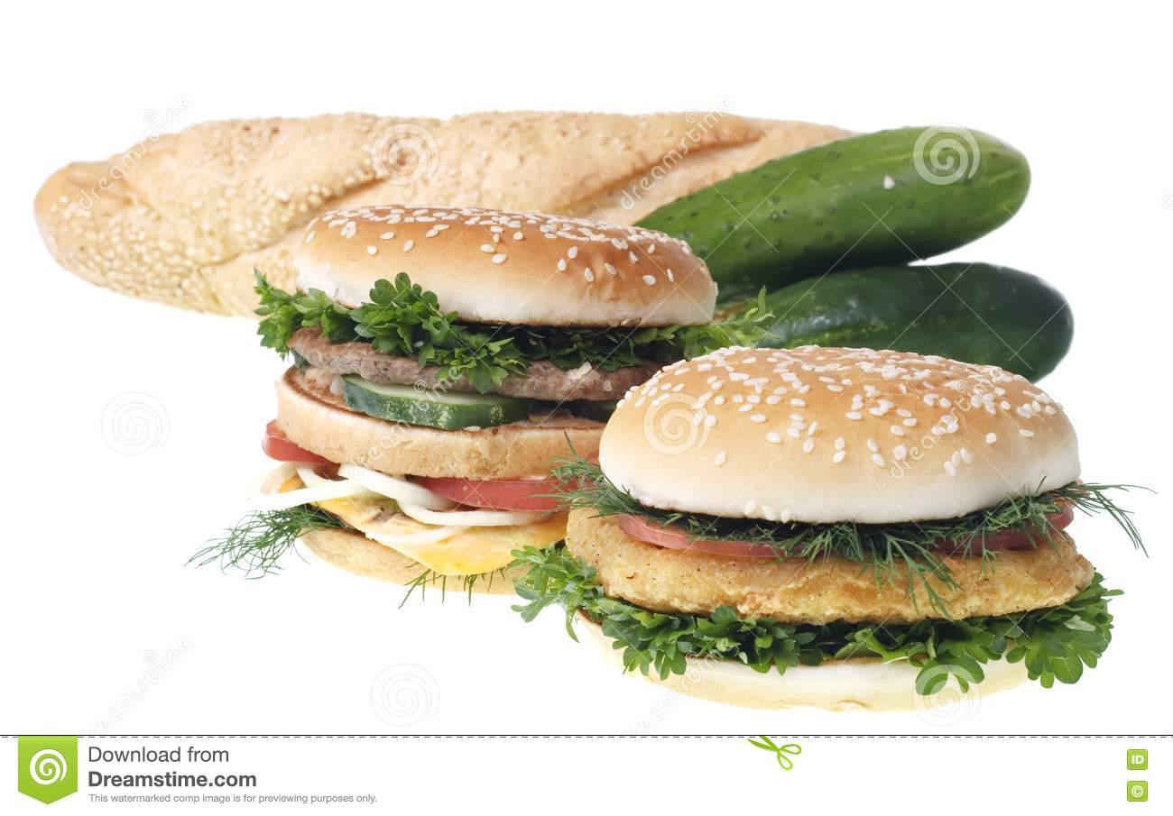 Cheeseburgers Royalty Free Stock Image - Image: 10308126