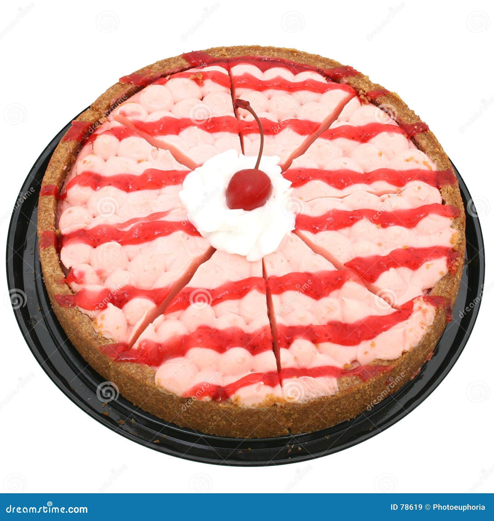 Cheesecake της Ατλάντας κεράσι