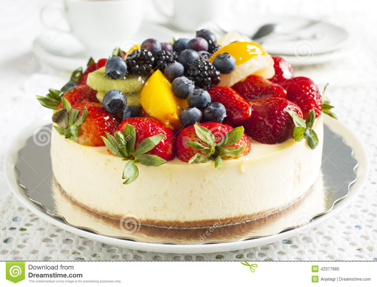 Plain Fruit Cake