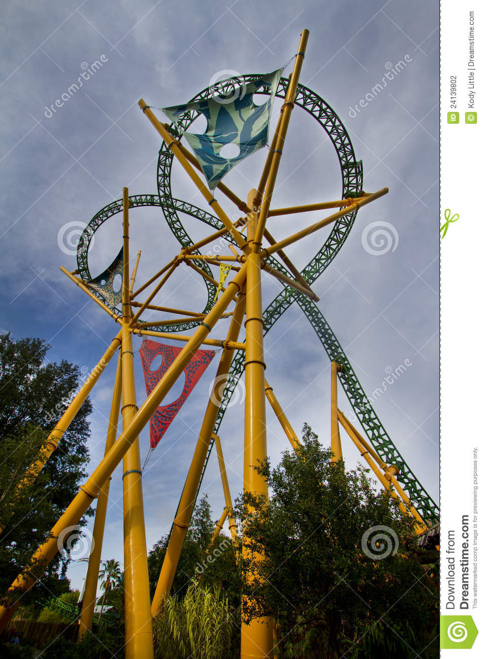 Image Result For Busch Gardens Big Roller Coaster