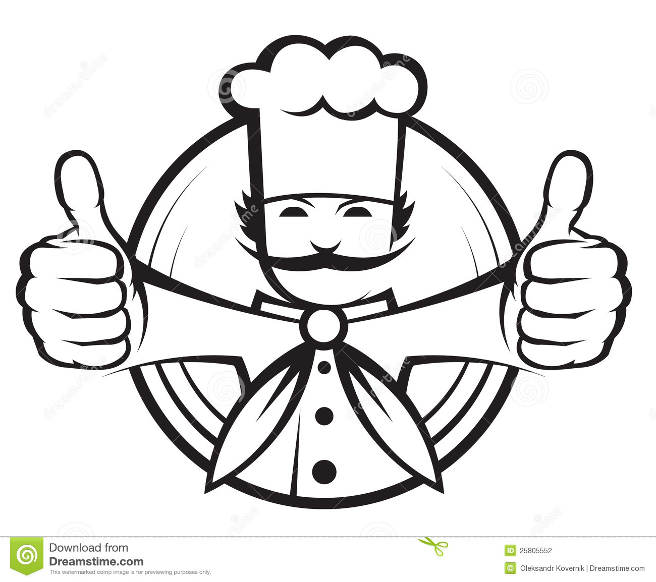 Chef Stock Photography Image 25805552