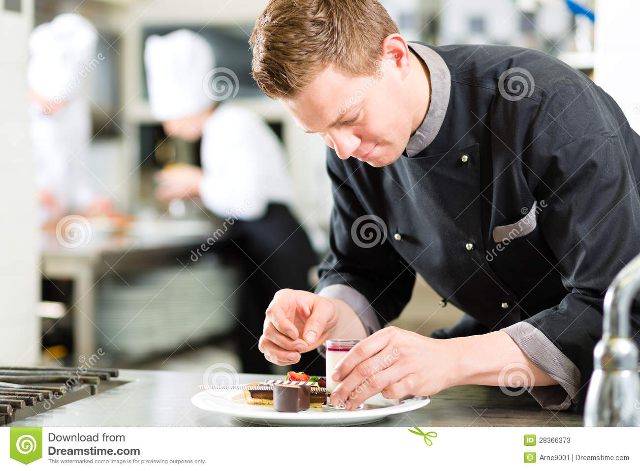 Decorating a dining