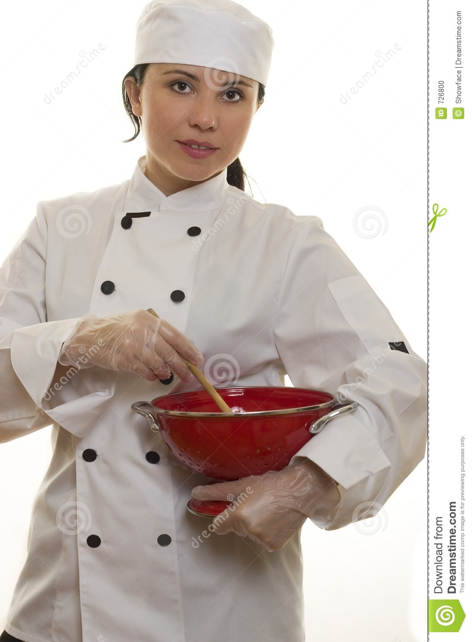 Chef avec des ustensiles de cuisine photo stock image - What is a chef de cuisine ...