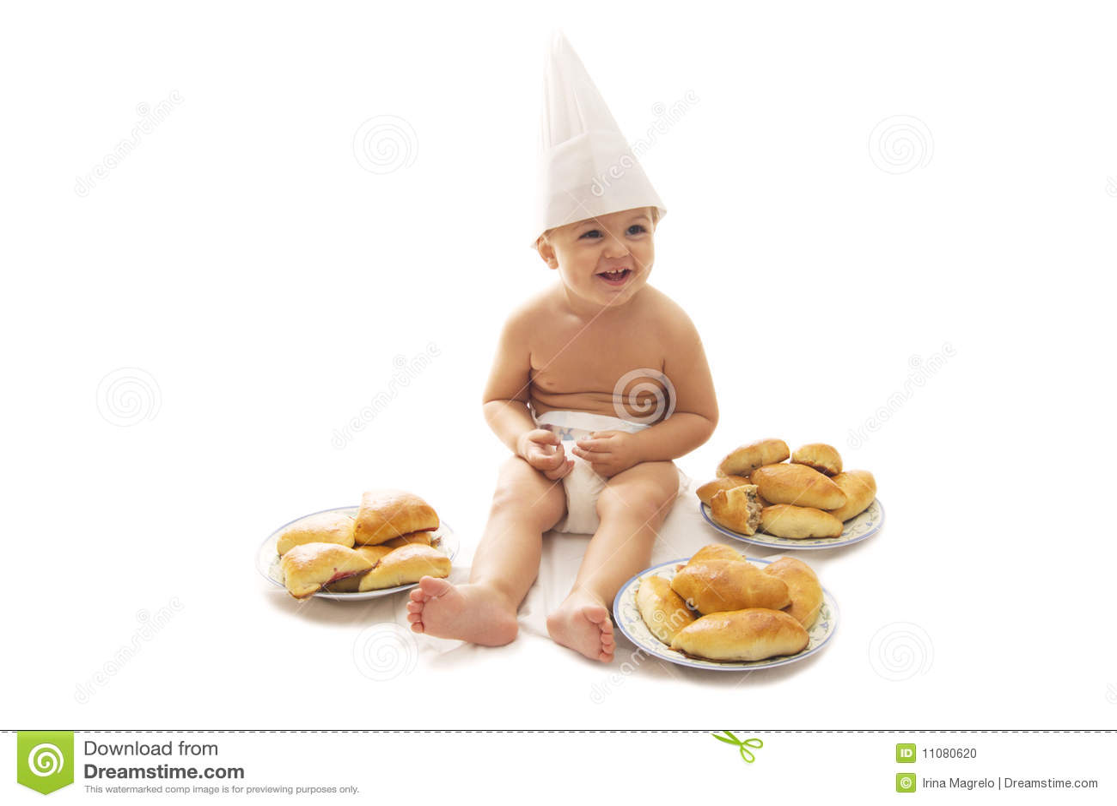 Chef baby