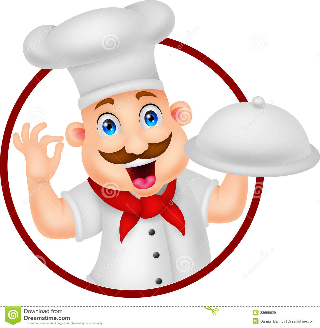 Chef Cartoon Character Royalty Free Stock Images - Image ...